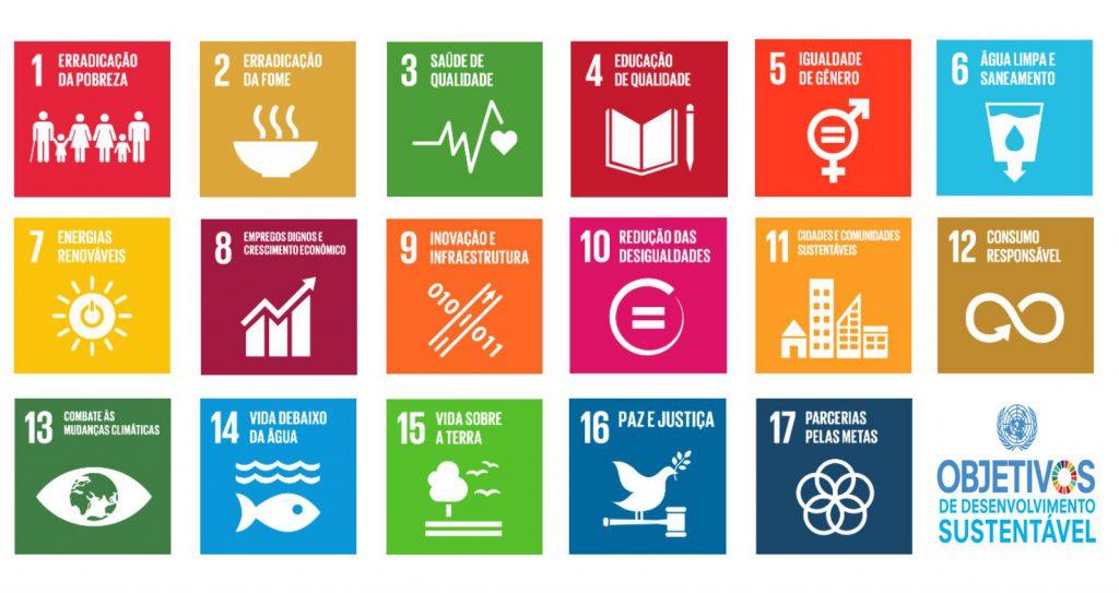 Resultado de imagem para Veja como os 17 ODS podem ajudar sua organização a captar